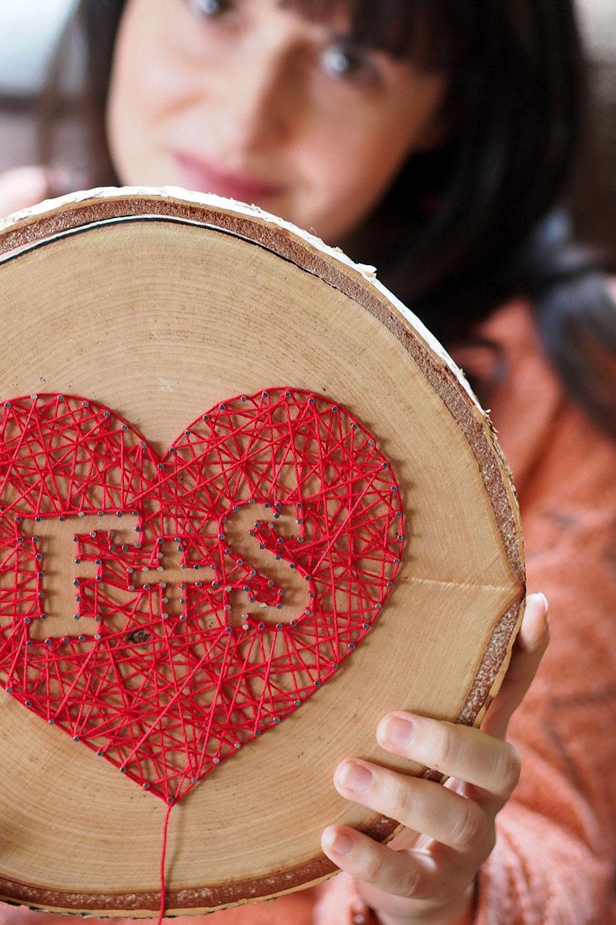 Liebe Aus Wolle Und Holz Fee Ist Mein Name