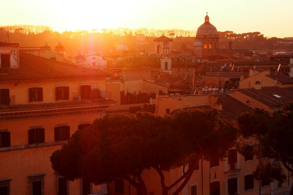 Rom in einem anderen Licht sehen   Fee ist mein Name