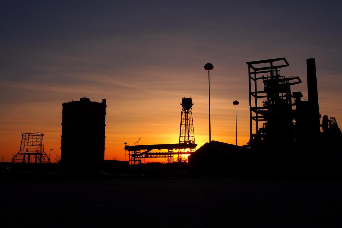 Die schönsten Dortmunder Sonnenuntergangsspots   Fee ist mein Name