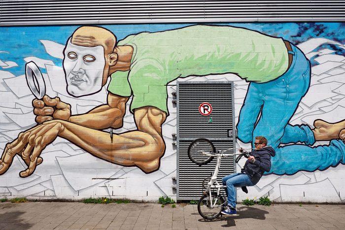 Von Stunts und Streetart – Concrete Canvas Tour in Gent