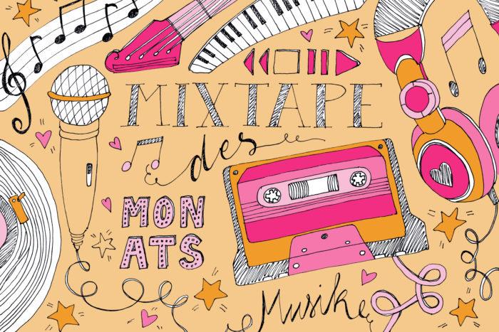 Mixtape für Juli/August '18