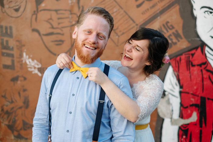 Wir haben geheiratet – tatsächlich! Und so war das…